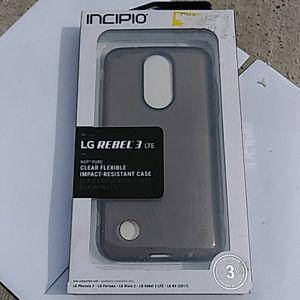 LG Rebel 3 LTE case